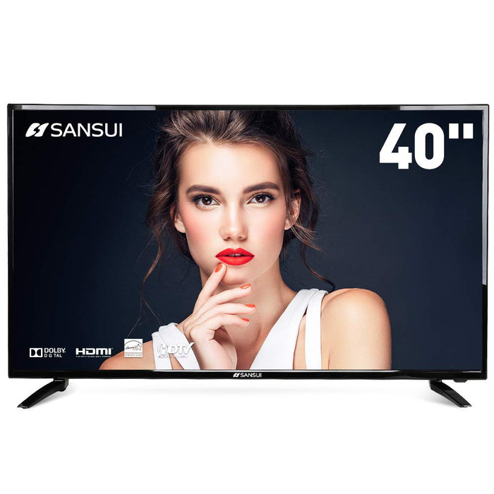 SANSUI TV LED Televisions 40'' FHD DLED TV (1080p)