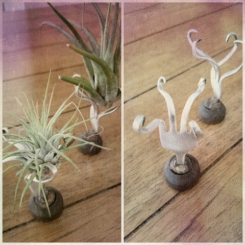Fork Airplant Holder S0635