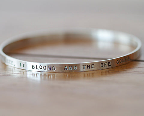 bangles items bracelet popular for bracelets photo bangle etsy silver on personalized