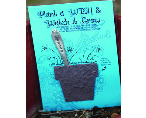 Grow A Wish Seed Paper Kit (S0429)