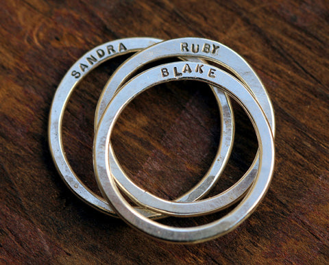 Family name rings (S0223)
