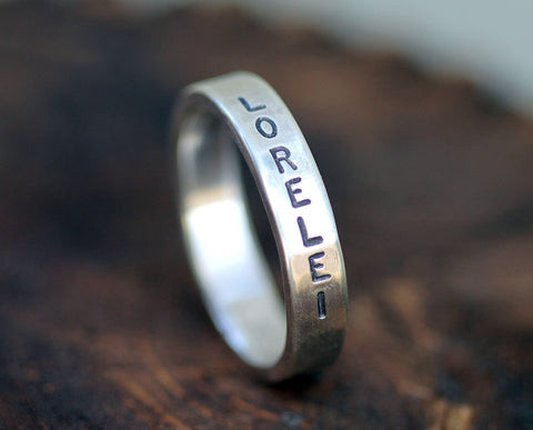 Father's Day ring (S0233)