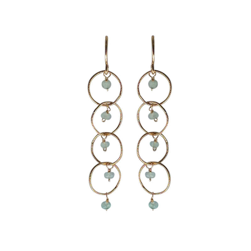 Drop of Rain Earrings