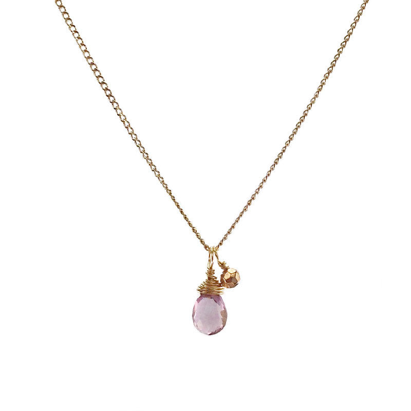 Petal Dew Necklace