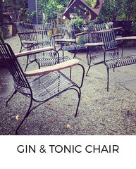Gin & Tonic Chair