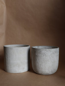 Concrete Pot M