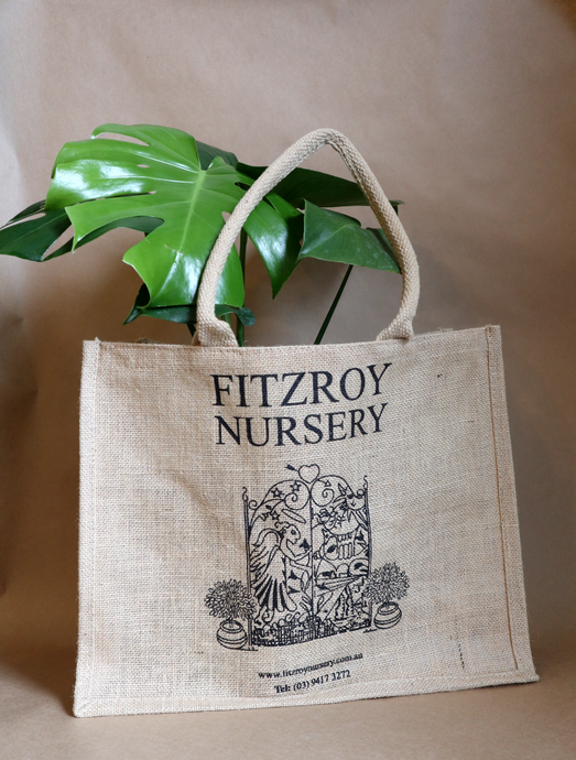 Fitzroy Nursery Shopping Tote