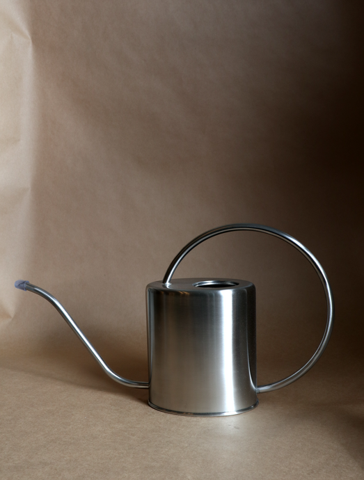 Watering Can Silver