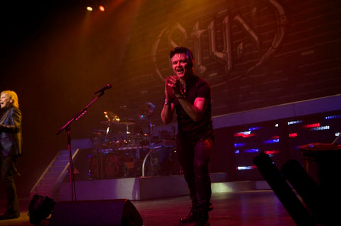 Styx's Lawrence Gowan Talks Touring With Def Leppard and