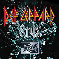 Styx AXS-TV Special Premiers March 15, Support Def Leppard