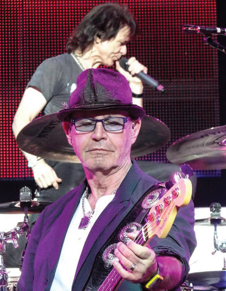 Interview With Styx Bassist Chuck Panozzo | News | Styxworld