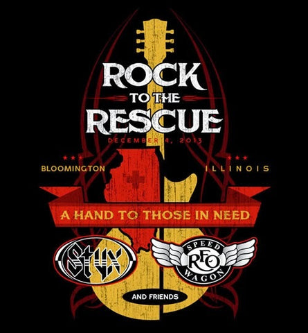 Rock To The Rescue Extends A Hand To Those In Need Raised