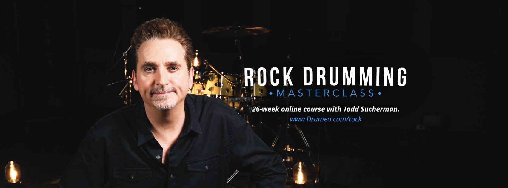 Sign Up Today for Todd Sucherman's Rock Drumming Masterclass! | News