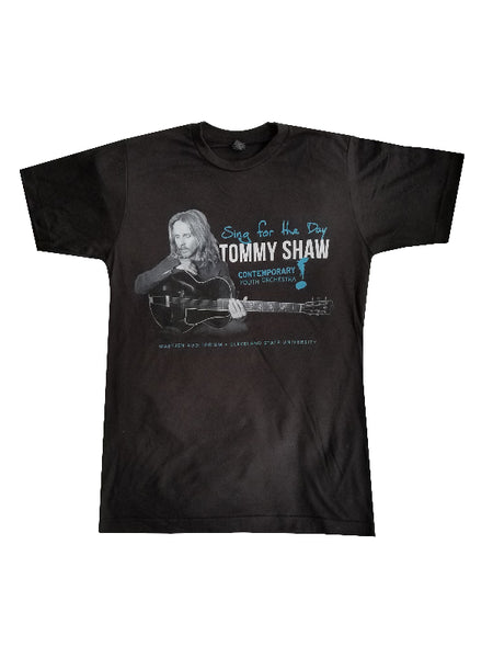 2016 Tommy Shaw Sing For The Day T-Shirt