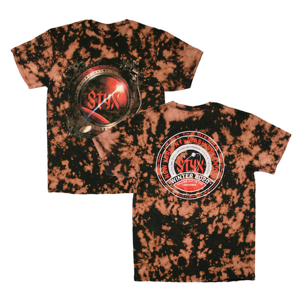 Mission Event Tie Dye Tee