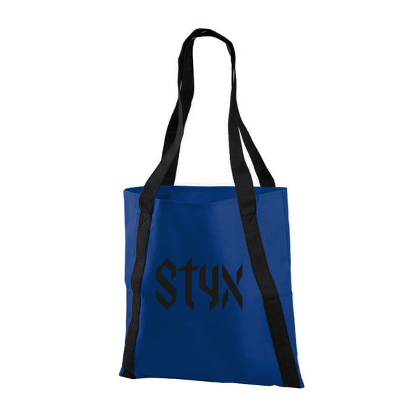 LOGO BLUE VIP TOTE BAG
