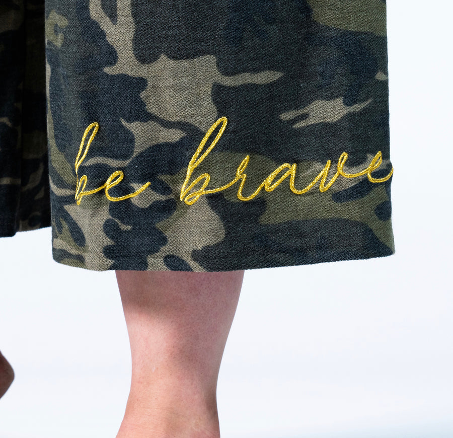 Be Brave Jumpsuit