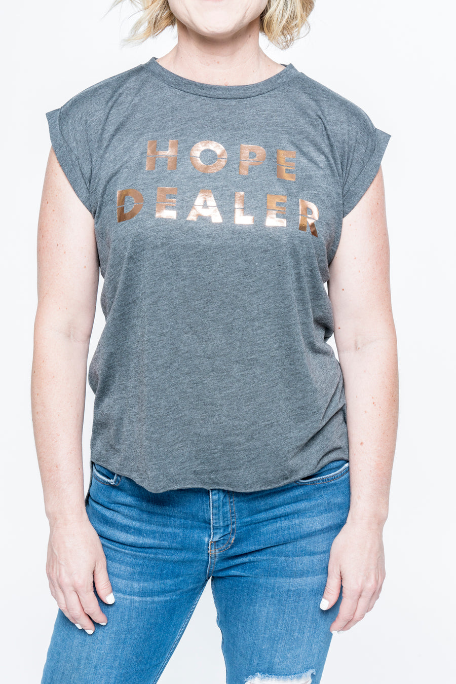 Hope Dealer Sleeveless Top