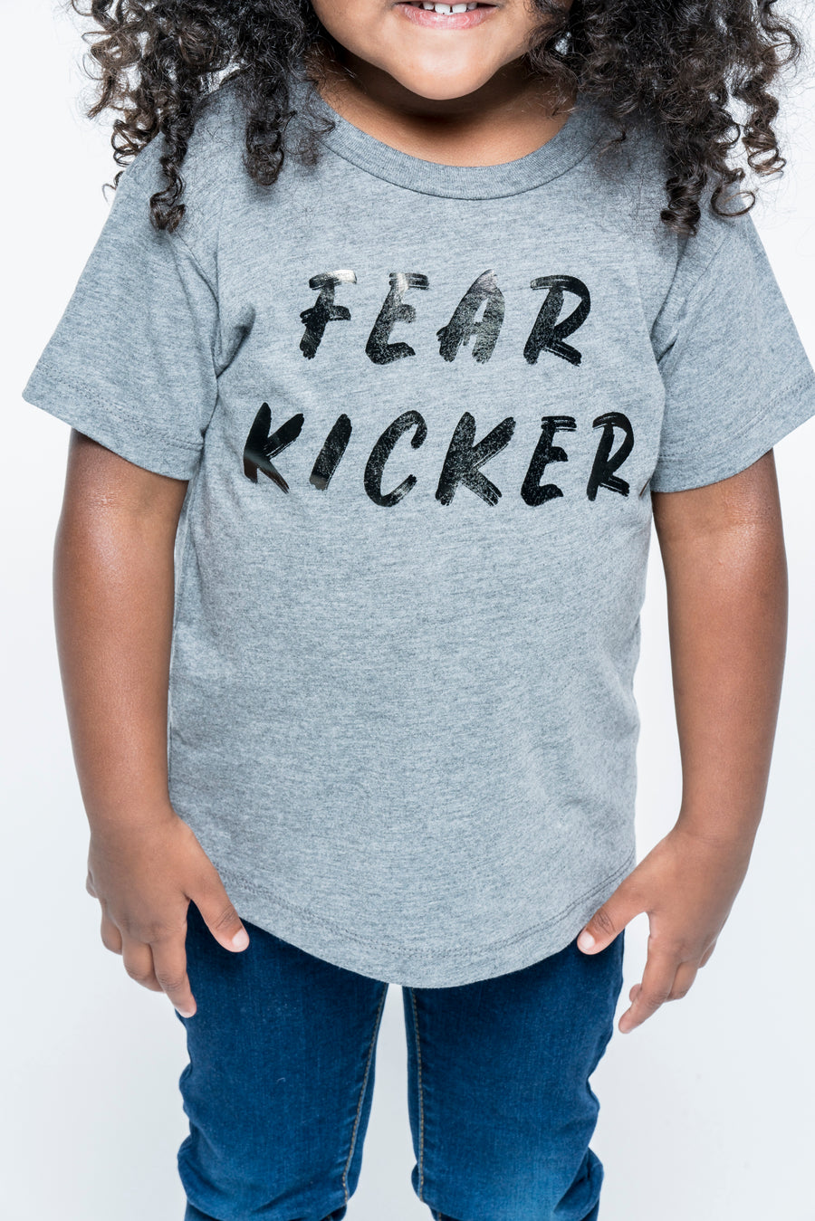 Toddler Fear Kicker T-Shirt