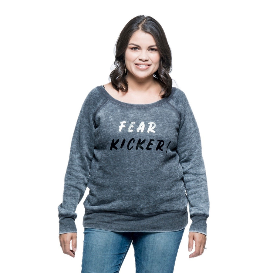 Fear Kicker Fleece Sweatshirt