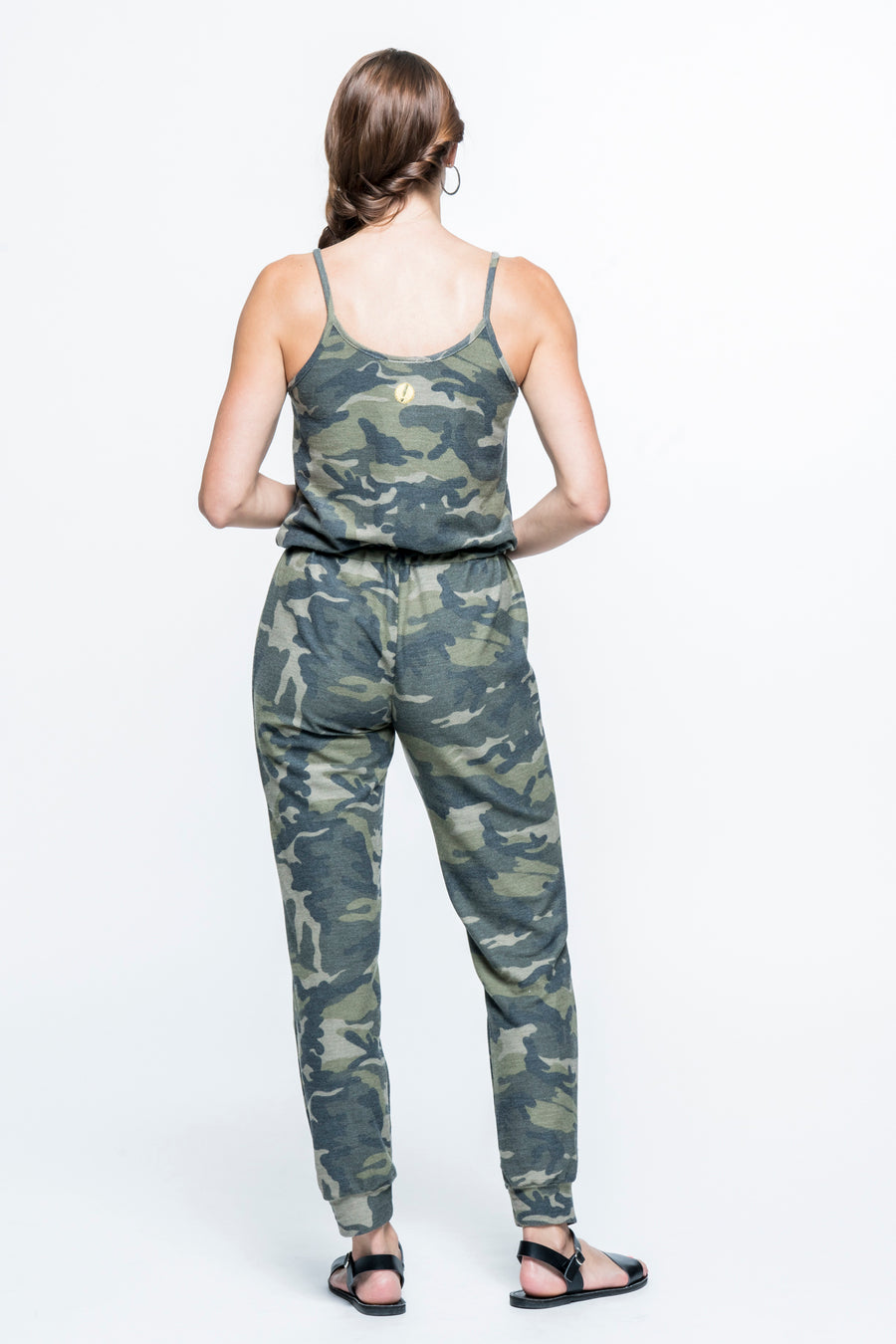 Fear Kicker Jumpsuit