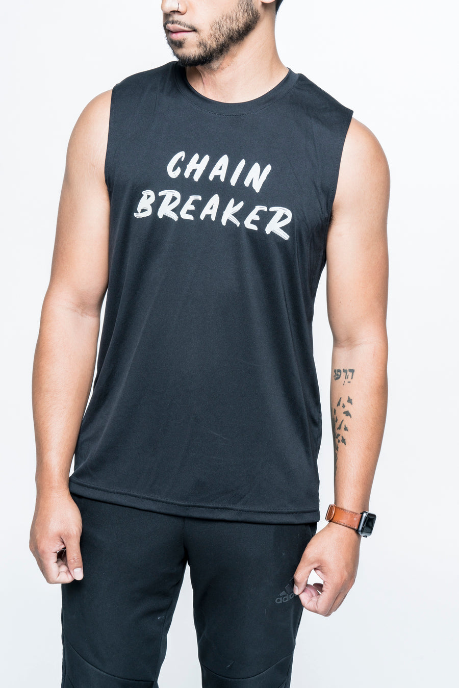 Chain Breaker Muscle Tee