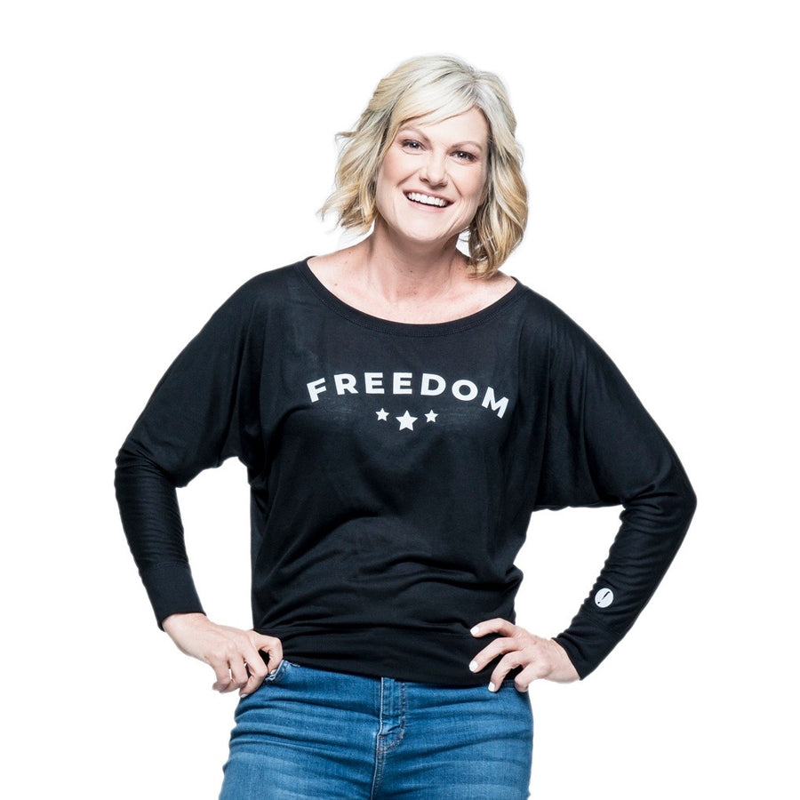 Freedom Long Sleeve Top