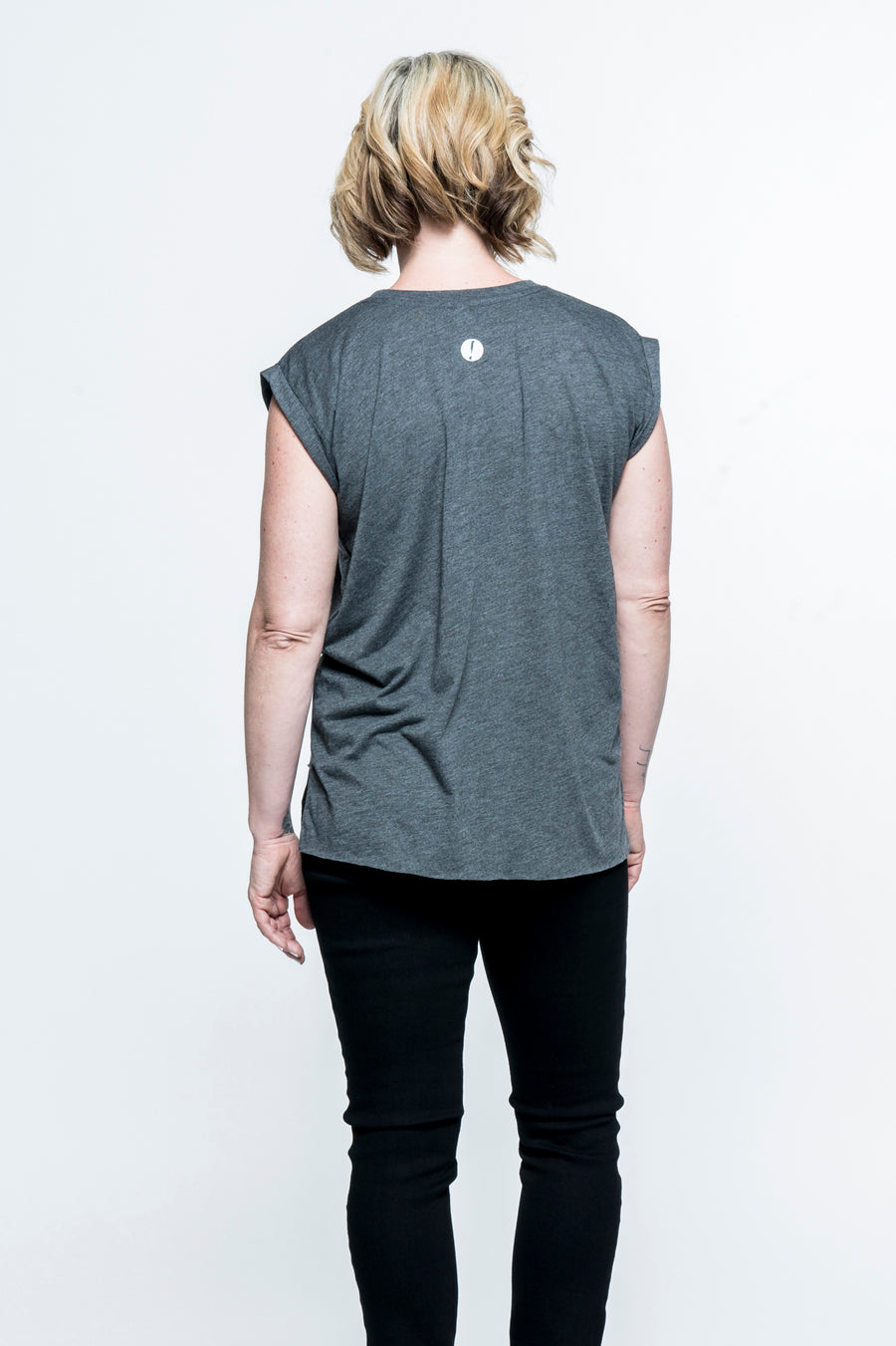 Authentically Made Sleeveless Top