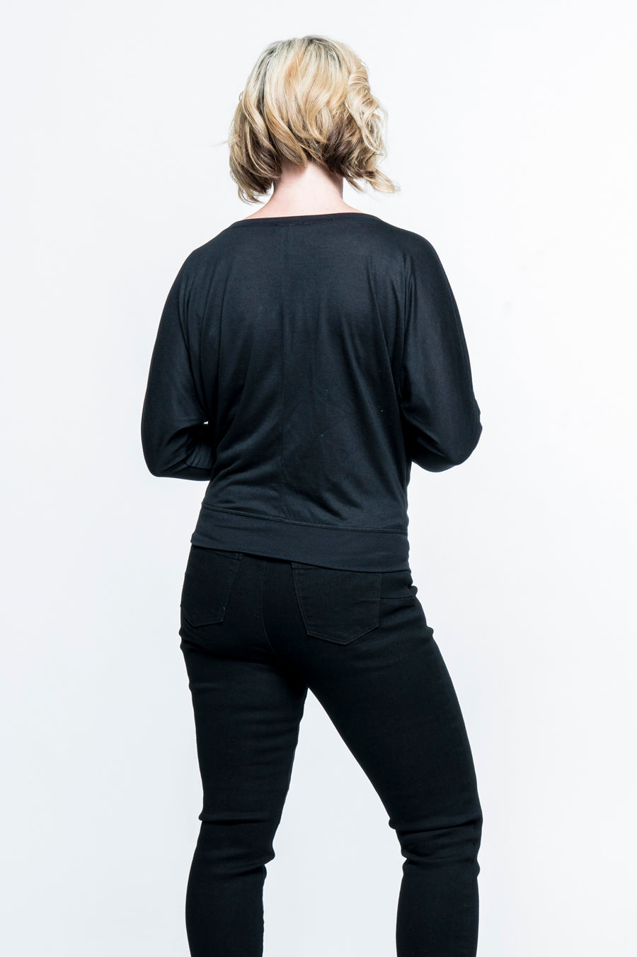 Authentically Made Long Sleeve Top