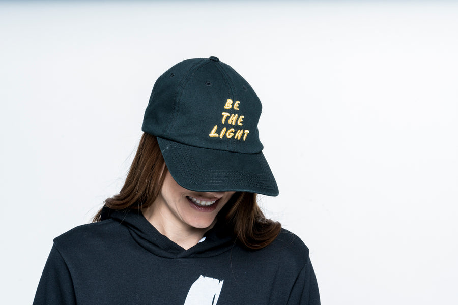 Be the Light Baseball Hat
