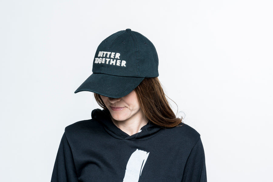 Better Together Baseball Hat
