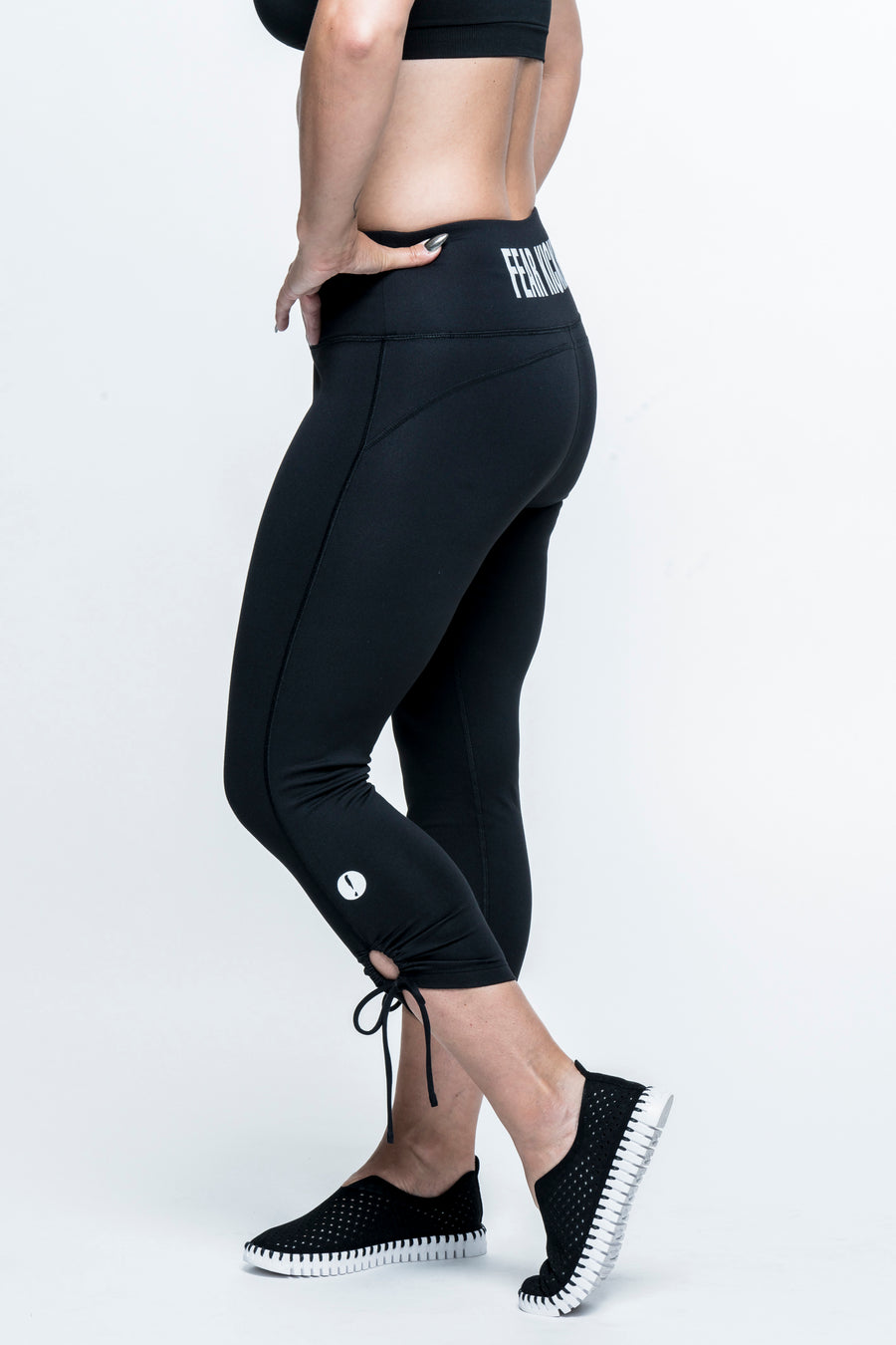 Fear Kicker Capri Legging