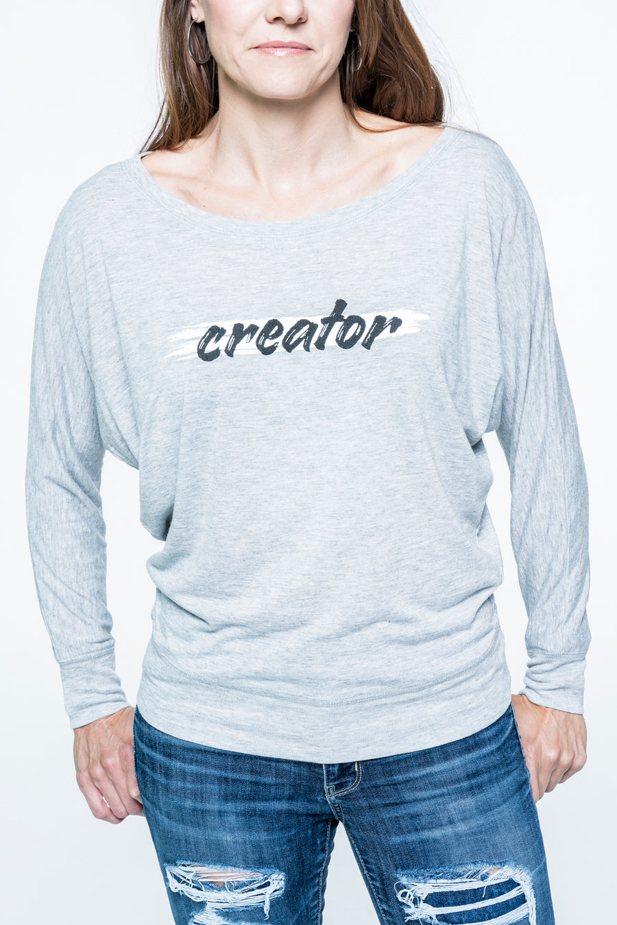 Creator Long Sleeve Top