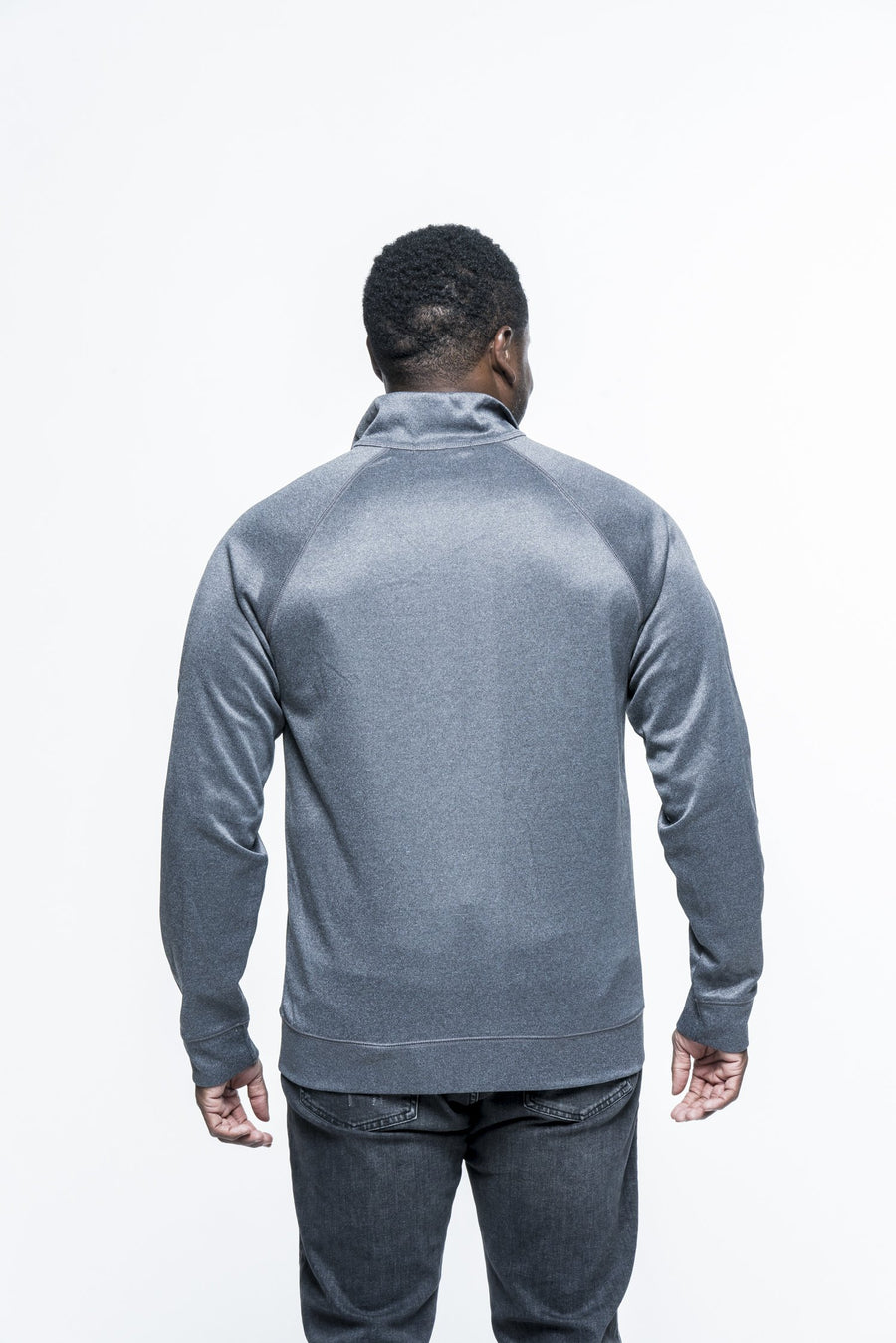 Purpose, Impact, Income, Legacy Zip-Up Jacket