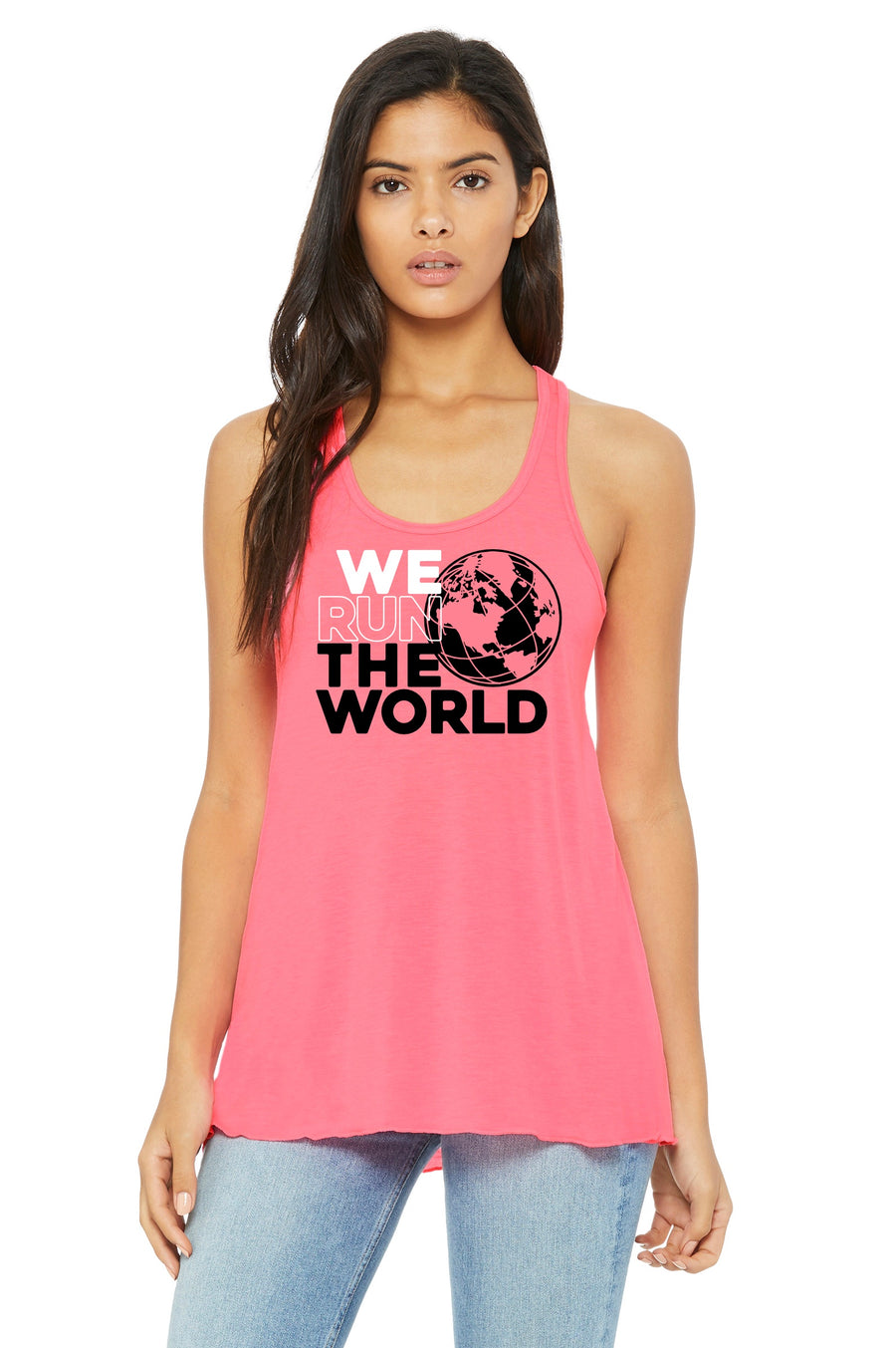 PREORDER We Run the World Tank