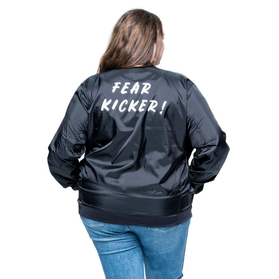 Fear Kicker Bomber Jacket