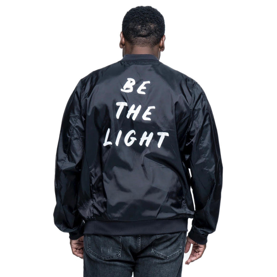 Be the Light Bomber Jacket