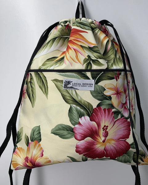 Medium Drawstring Backpack