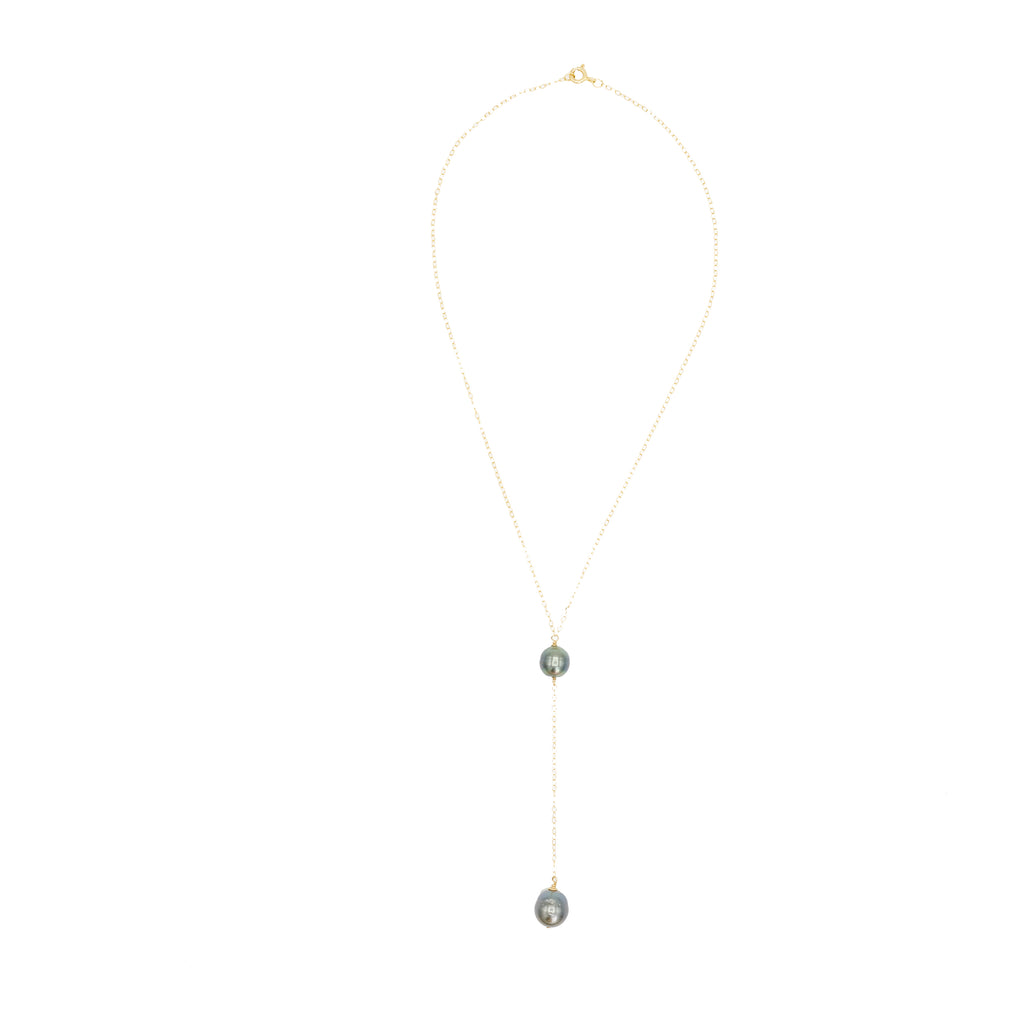 The Kanani Tahitian Pearl Necklace