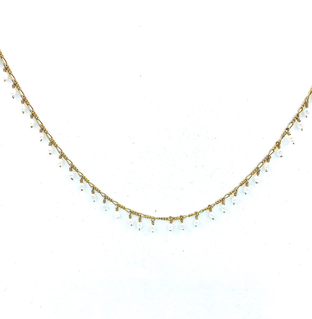 Bella Necklace 14kt gold fill