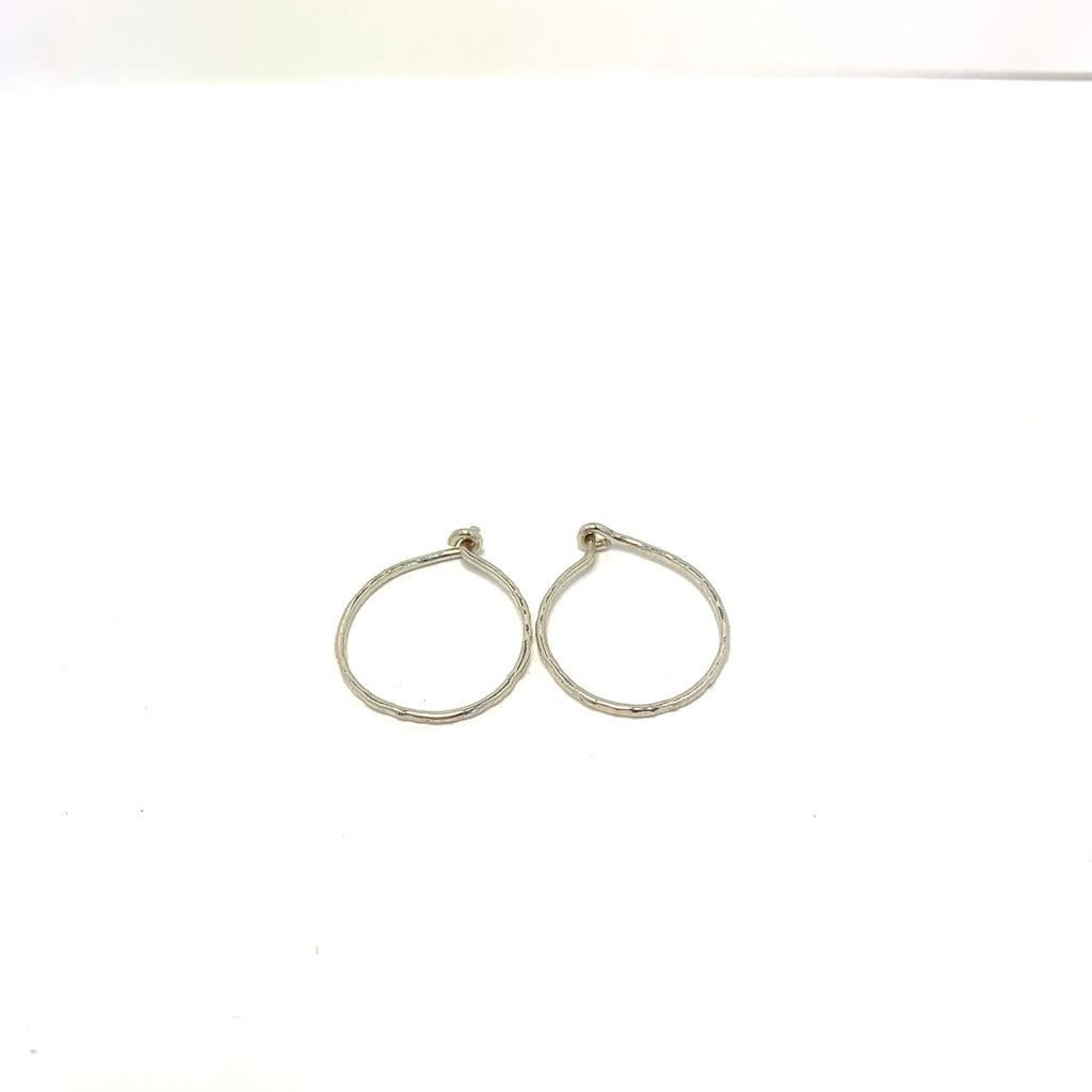 Dali Hoop earrings