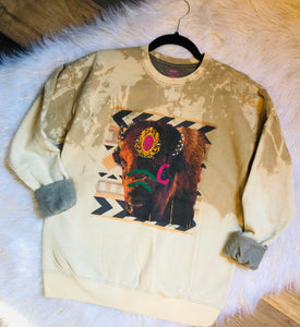 Fancy Buffalo Sweatshirt