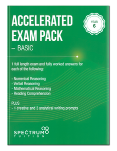 Accelerated Exam Pack - Basic