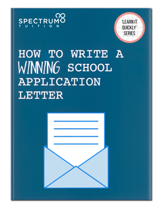 Admission Interview And Letter Writing Bundle