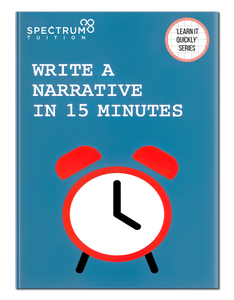 Write A Narrative In 15 Minutes