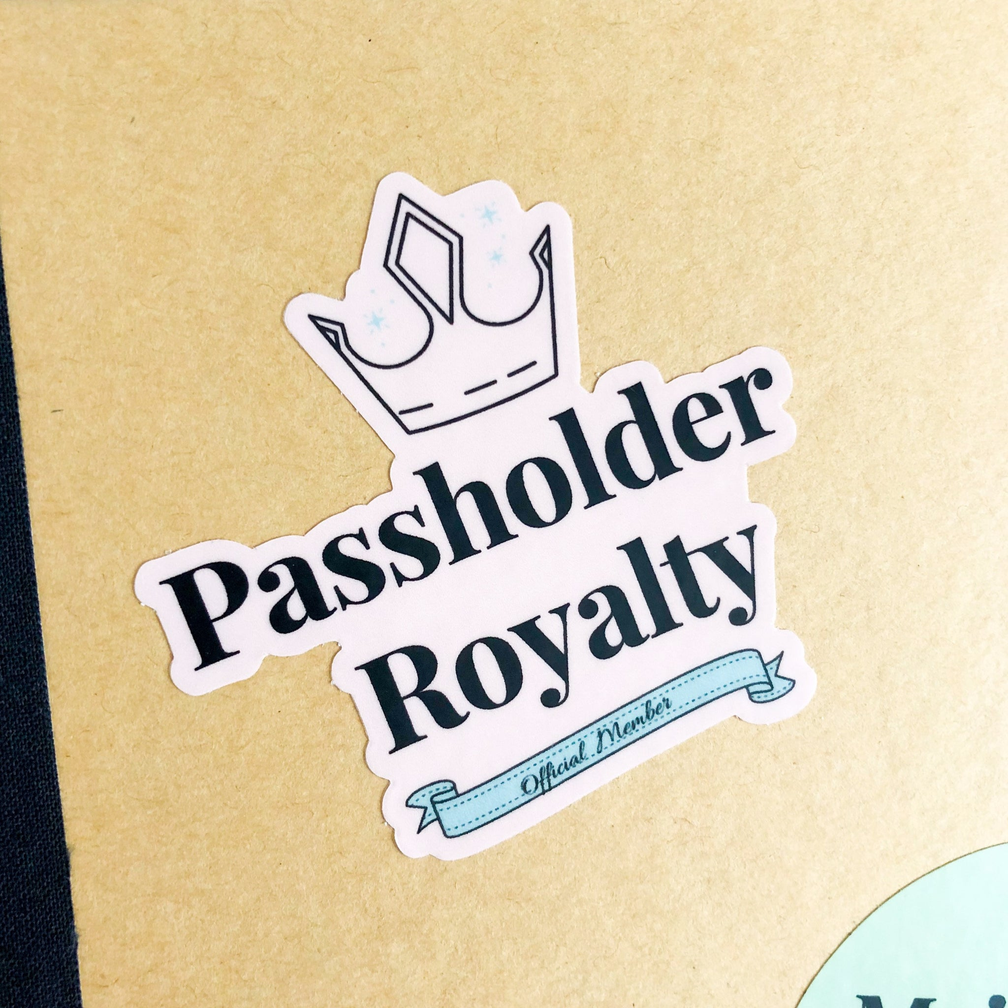 Passholder Royalty