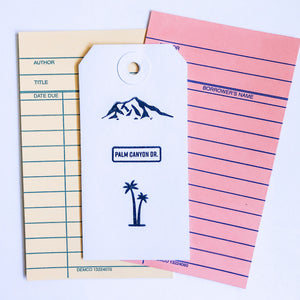 Palm Trees Mountains and Palm Tree  stamp set. Perfect for bullet journals, memory keeping, scrapbooking, planning, and other paper crafts!