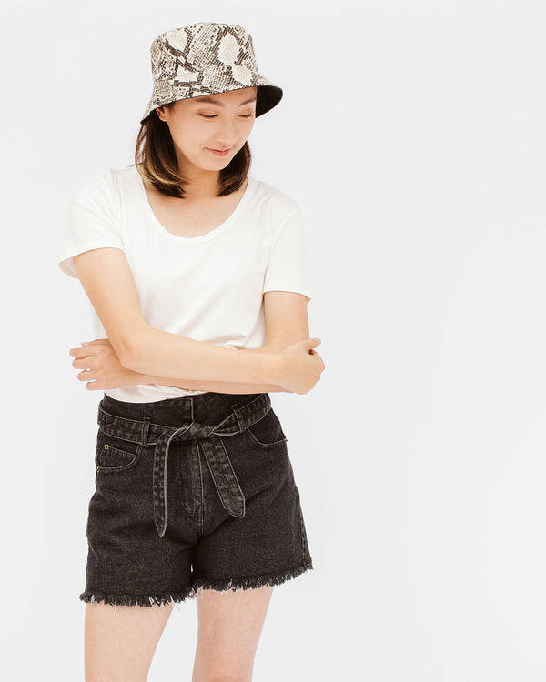 Erika Denim Shorts