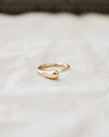 Tara Teardrop Gold-filled Ring