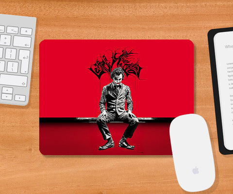 Mousepads, Joker Raj Khatri Artwork Mousepad, - PosterGully